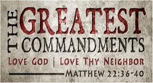 The Gospel today: The Greatest Commandment Mark 12:28-27 — Steemit