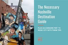 nashville destination guide