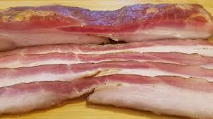 easy homemade bacon you