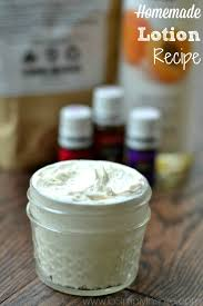 homemade lotion recipe to simply inspire