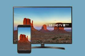 how to connect android to lg tv