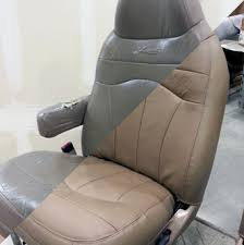 replacement leather seat covers