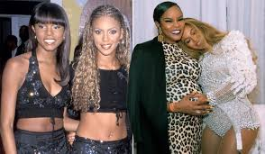 Fans Go Wild As Beyonce Poses With LeToya Luckett