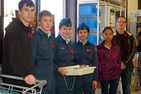 Cadets remember the fallen soldiers | Preeceville Progress
