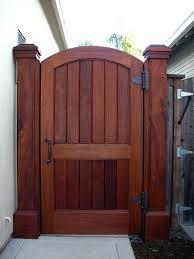 Custom Garden Gate 35 Backyard Gates Wooden Garden Gate Fence Design