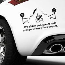 Funny Camping Window Door Car Sticker Auto Truck Black Decal Sticker Decor Pet Archives Midweek Com