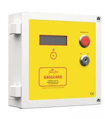 gasguard gas proving interlocking
