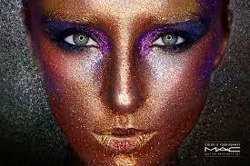 mac cosmetics print advert by miami ad