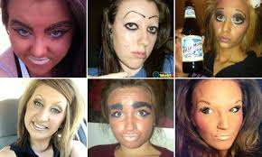 world s worst makeup fails revealed in