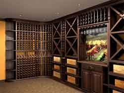 how to build a wine cellar on any