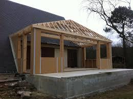extension maison et bâtiment dans le