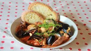 Creamy fish soup recipe jamie oliver