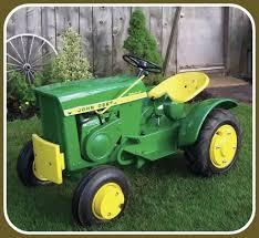 john deere 110 garden tractor this