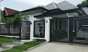 Bungalow Smallspaces Realhomes Gate Exterior House Exterior In 2020 House Gate Design House Fence Design House Exterior