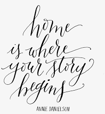 calligraphy calligraphy quotes about home transparent png