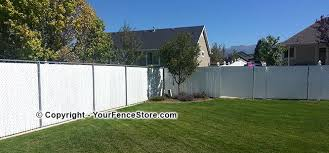 Ultimate Fence Slat For Great Privacy For Chain Link Fence