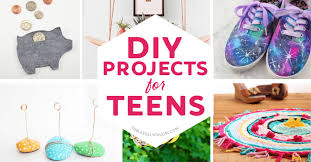 cool diy projects for teens and tweens