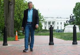 What Is Gary Johnson's Net Worth? He Apparently Has A Lot In The Bank