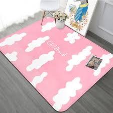 Cartoon Clouds Carpet Kids Room Soft Living Room Carpets Home Decorati Aty Home Decor