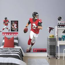 Fathead Matt Ryan Life Size Officially Licensed Nfl Removable Wall Decal Walmart Com Walmart Com