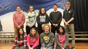 FCHS Large Group Speech gets 10 Division I ratings at state | Forest City  Summit | globegazette.com