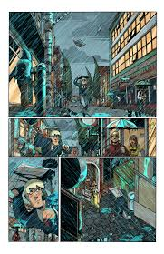 Ryan Colucci: Bulderlyns - Page 1