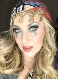 gypsy inspired makeup