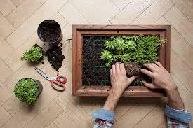how to make a vertical garden the