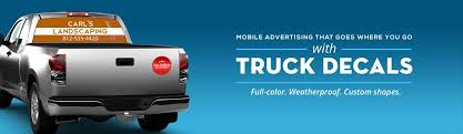 Truck Decals Decals For Trucks Signazon Com