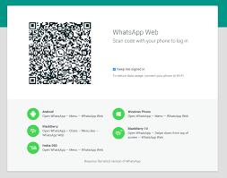 Wapp Web, WhatsApp Web per PC
