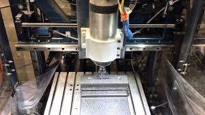 diy cnc milling machine