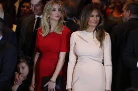 Donald Trump Presidente: Melania e Ivanka Trump, duas 'primeiras ...