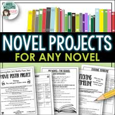 Novel Projects for ANY Novel by Addie Williams | TpT