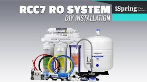 ispring reverse osmosis water filter