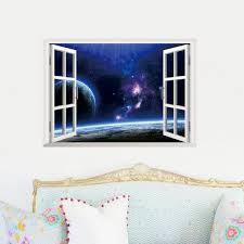 Robot Check Space Wall Decals Diy Wall Decals Wall Stickers Home Decor