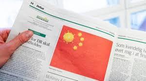 Coronavirus, la vignetta danese che offende il popolo cinese. L ...