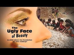ugly face of beauty is child labour