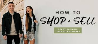 sell used clothes re clothing