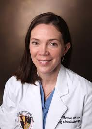Hilary Harris   Department of Anesthesiology
