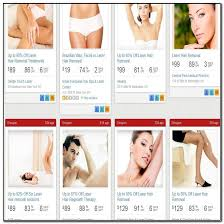 full body laser hair removal cost india