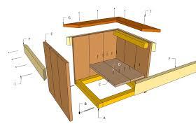 wood deck box plans famous step by diy