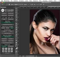 the retouching academy lab beauty