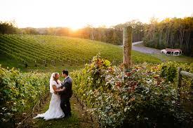 potomac point winery wedding photos