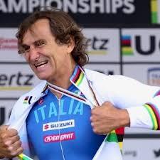 Paraciclismo, Alex Zanardi conquista il titolo di campione del mondo