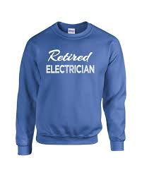 retired electrician retirement gift for