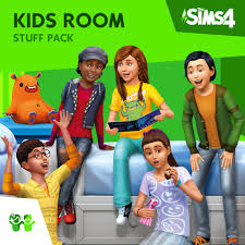 The Sims 4 Kids Room Stuff English Chinese Ver