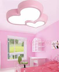 pink ceiling light fixture home