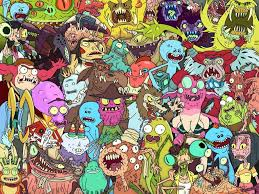 25 awesome rick morty wallpapers ii