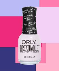 orly breathable nail polish halal