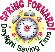 Image result for day light savings time clipart image